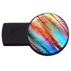 Cool Design Usb Flash Drive Round (2 Gb) by BangZart