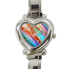 Cool Design Heart Italian Charm Watch
