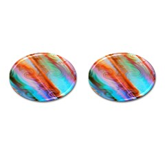 Cool Design Cufflinks (oval)