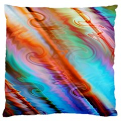 Cool Design Large Cushion Case (two Sides)
