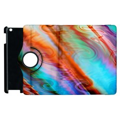 Cool Design Apple Ipad 3/4 Flip 360 Case by BangZart