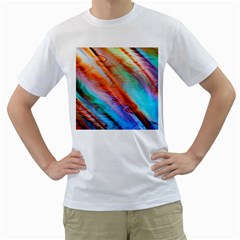 Cool Design Men s T Shirt (white)  by BangZart