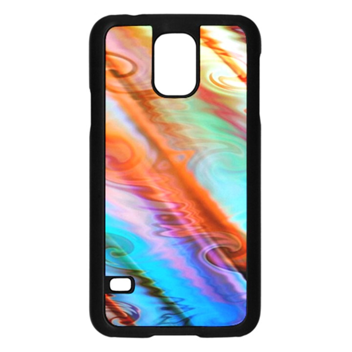 Cool Design Samsung Galaxy S5 Case (Black)