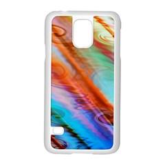 Cool Design Samsung Galaxy S5 Case (white)