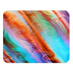 Cool Design Double Sided Flano Blanket (large)