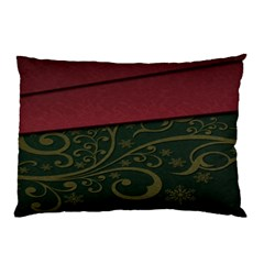 Beautiful Floral Textured Pillow Case (two Sides) by BangZart
