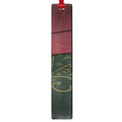 Beautiful Floral Textured Large Book Marks by BangZart