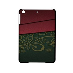 Beautiful Floral Textured Ipad Mini 2 Hardshell Cases by BangZart