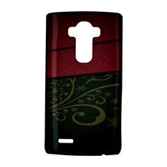 Beautiful Floral Textured Lg G4 Hardshell Case by BangZart