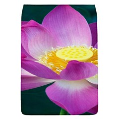 Pink Lotus Flower Flap Covers (s)  by BangZart