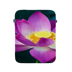 Pink Lotus Flower Apple Ipad 2/3/4 Protective Soft Cases