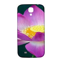 Pink Lotus Flower Samsung Galaxy S4 I9500/i9505  Hardshell Back Case