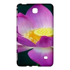 Pink Lotus Flower Samsung Galaxy Tab 4 (8 ) Hardshell Case  by BangZart