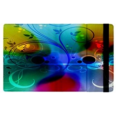 Abstract Color Plants Apple Ipad Pro 9 7   Flip Case by BangZart