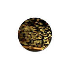 Blurry Sparks Golf Ball Marker (10 Pack) by BangZart