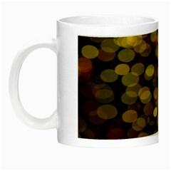 Blurry Sparks Night Luminous Mugs by BangZart