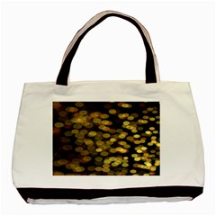Blurry Sparks Basic Tote Bag by BangZart