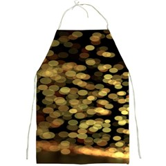 Blurry Sparks Full Print Aprons