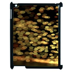 Blurry Sparks Apple Ipad 2 Case (black)