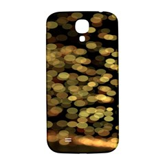Blurry Sparks Samsung Galaxy S4 I9500/i9505  Hardshell Back Case