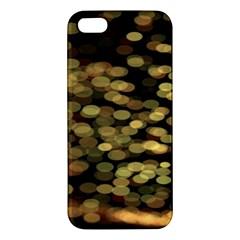 Blurry Sparks Iphone 5s/ Se Premium Hardshell Case