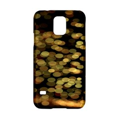 Blurry Sparks Samsung Galaxy S5 Hardshell Case