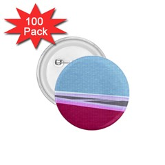 Cracked Tile 1 75  Buttons (100 Pack)