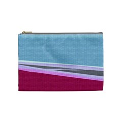 Cracked Tile Cosmetic Bag (medium)