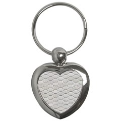 Roof Texture Key Chains (heart)  by BangZart
