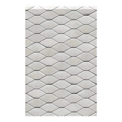 Roof Texture Shower Curtain 48  X 72  (small)  by BangZart