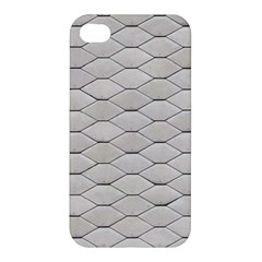Roof Texture Apple Iphone 4/4s Premium Hardshell Case by BangZart