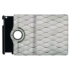 Roof Texture Apple Ipad 3/4 Flip 360 Case by BangZart
