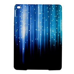 Blue Abstract Vectical Lines Ipad Air 2 Hardshell Cases by BangZart