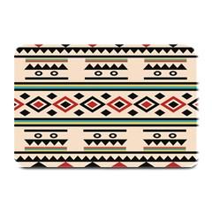 Tribal Pattern Plate Mats by BangZart