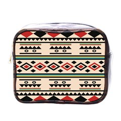 Tribal Pattern Mini Toiletries Bags by BangZart