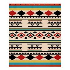 Tribal Pattern Shower Curtain 60  X 72  (medium)