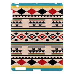 Tribal Pattern Apple Ipad 3/4 Hardshell Case by BangZart
