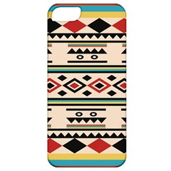 Tribal Pattern Apple Iphone 5 Classic Hardshell Case by BangZart