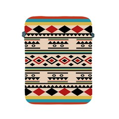 Tribal Pattern Apple Ipad 2/3/4 Protective Soft Cases by BangZart