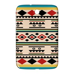 Tribal Pattern Samsung Galaxy Note 8 0 N5100 Hardshell Case  by BangZart