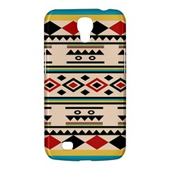 Tribal Pattern Samsung Galaxy Mega 6 3  I9200 Hardshell Case by BangZart