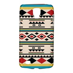 Tribal Pattern Galaxy S4 Active by BangZart