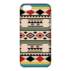 Tribal Pattern Apple Iphone 5c Hardshell Case
