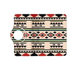 Tribal Pattern Kindle Fire Hd (2013) Flip 360 Case by BangZart