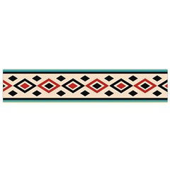 Tribal Pattern Flano Scarf (small) by BangZart