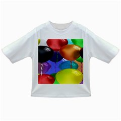 Colorful Balloons Render Infant/toddler T Shirts