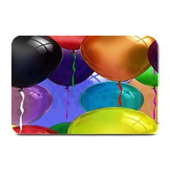 Colorful Balloons Render Plate Mats