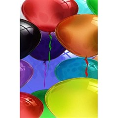 Colorful Balloons Render 5 5  X 8 5  Notebooks by BangZart