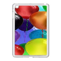 Colorful Balloons Render Apple Ipad Mini Case (white)