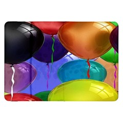 Colorful Balloons Render Samsung Galaxy Tab 8 9  P7300 Flip Case by BangZart